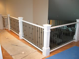 Collared Baluster In-Fill Panels