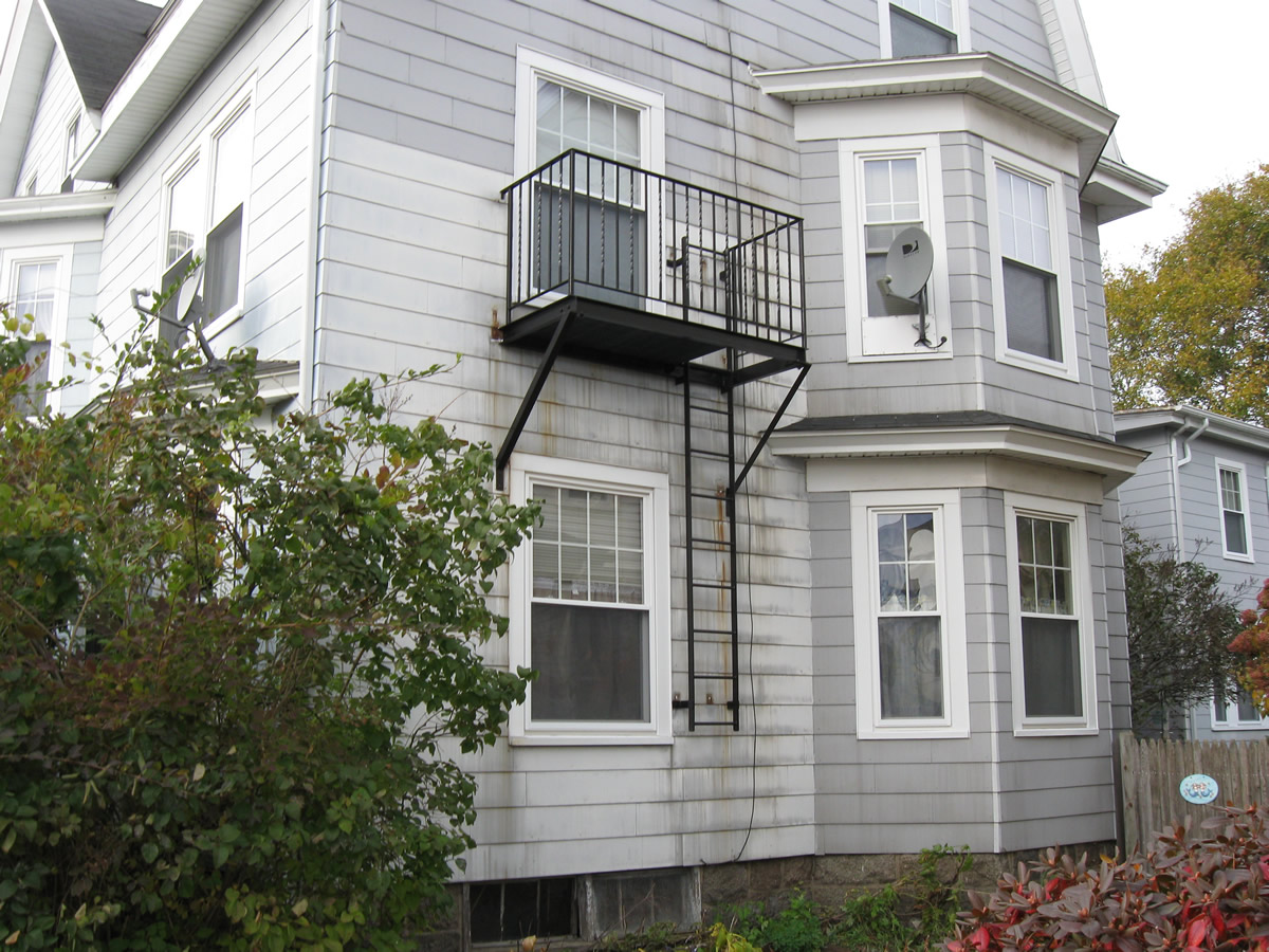Colonial Iron Works Residential Projects