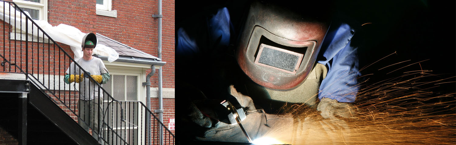 Colonial Iron Works - Metal Fabrication Specialists